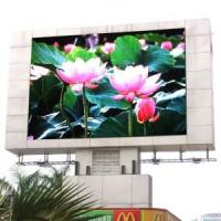 Wholesale Double - Sided Smd Led Screen Video , Waterproof Full Hd Led Display P8 6500 Nits from china suppliers