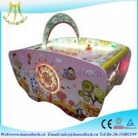 Wholesale Hansel best price coin operated mini air hockey table for children from china suppliers