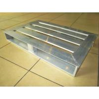 Wholesale 2 Way Lightweight Open Bottom Aluminum Pallet For Agricultural Industries from china suppliers