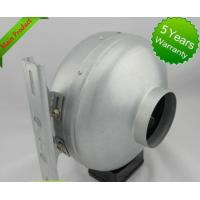 Professional 220V AC Centrifugal Circular Inline Duct Vent Fan UL Approval