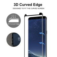 Wholesale Full Screen Coverage [Case Friendly] Tempered Glass Bubble-Free 3D Curved Screen Protector for Samsung Galaxy Note8 from china suppliers