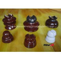 Wholesale 11kV And Below Porcelain Pin Type Insulators With Porcelain Thread from china suppliers