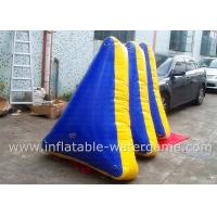 Wholesale 1.5mH Spike Inflatable Paintball Bunker Hot Air Welded Customized Logo from china suppliers
