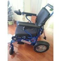 Buy cheap Small Order is ok -- Quality aluminum lightweight electric wheelchair for disabled  D09 from wholesalers
