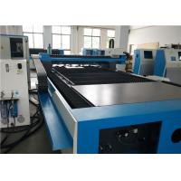 Wholesale IPG Fiber 500W Co2 Laser Cutting Machine Plane Cutting / Beveling Cutting from china suppliers