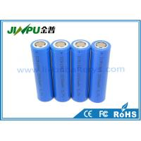 Wholesale LED Lights 2200Mah 18650 Rechargeable Lithium Battery 14.8V UL / CE / ROHS Approved from china suppliers