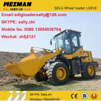 Wholesale brand new mini loader with HD bucket 1.0M3 , sdlg wheel loader 2 ton LG918 from chinese supplier from china suppliers