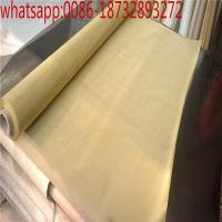 Wholesale red copper wire mesh brass mesh Phosphor Bronze Wire Mesh /copper wire mesh screen/fine copper mesh from china suppliers