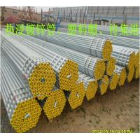 Wholesale China market factory mill Hot Dipped Galvanized Steel Pipe with Plastic Cap from china suppliers