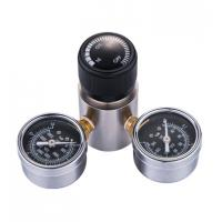 Wholesale Aquarium Medical Gas System Co2 Dual gauge regulator durable from china suppliers