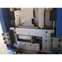 Buy cheap 1.5 - 3mm Thickness Z Purlin Roll Forming Machine For Building PLC Control System 15KW from wholesalers