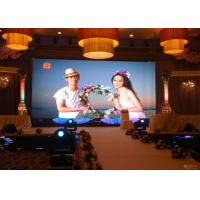 Wholesale RGB Die Casting P2.5 Indoor Led Screen Rental For Stage Background , 2 Years Warranty from china suppliers
