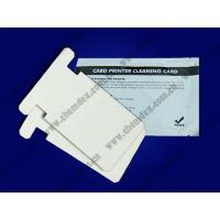 Wholesale Zebra card printer TPCC-TS-ZXP3-156 Cleaning Kit cleaning card from china suppliers