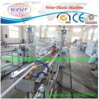 Wholesale Single Screw  Plastic Sheet Extrusion Line PVC Edge Banding Machine from china suppliers