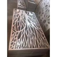 Wholesale Decorative Metal Panels - Laser Cut screen panel stainless steel from china suppliers
