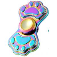 Wholesale Wholesale Factory Price EDC Fidget Spinner Toy Finger Spinner Toy Ego Titanium Brass Toy Sp 1111 from china suppliers