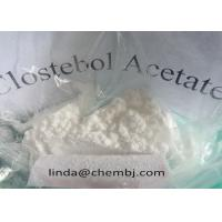 Wholesale 4-Chlorotestosterone Acetate / Clostebol Acetate CAS 855-19-6 For Muscle Growth from china suppliers