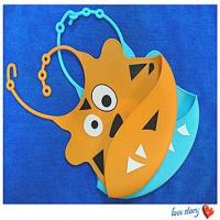 Wholesale silicone infant apron ,cute adorable soft silicone baby bibs from china suppliers