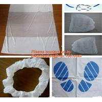 Wholesale 5 in 1 clean kits, auto clean kits, auto cleaning kits, Disposable PE Plastic Seat Car Cover Package, 5-in-1 Automotive from china suppliers