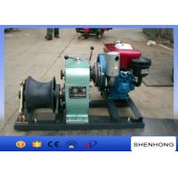 Buy cheap Small 5 Ton Reversing Cable Pulling Tools Winch With Water Cooled Diesel Engine from wholesalers