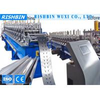 Wholesale High Speed YX 50-600 Cable Tray Roll Forming Machine with Punching Automatically from china suppliers