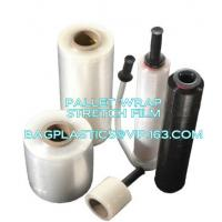 Wholesale CLING FOIL, Stretch Film, Produce Roll, Layflat Tubing, Sheet, Film, sheeting, blue tint from china suppliers