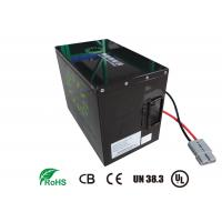Wholesale Battery Powered Vehicles / Golf Cart Batteries lifepo4 24V 100Ah Large Cpacity from china suppliers