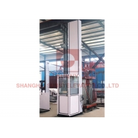 China Hydraulic Warehouse Cargo Lift of Hydraulic Vertical Platform Lift Table on sale
