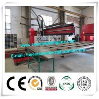 Wholesale Corrugated Box Beam Production Line Dump Truck Panel H Beam Welding Machine from china suppliers
