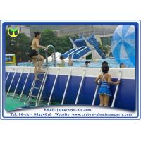 Wholesale Creative Custom CNC Aluminum Parts Swimming Pool Barriers / Railing / Fence / Balustrader from china suppliers