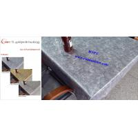 2015 PVC Table Cloth--RNPT Ti-Gold Table cloth with polyester backing  for Iran and Turkey ,Azerbaijan ,South Africa