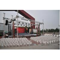 Wholesale Free Design Spigot Aluminum Stage Truss For Corporate Events Concerts from china suppliers