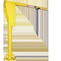Wholesale Electric Hoist Semi-gantry Crane 3T from china suppliers