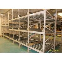 Wholesale Custom Flow Through Pallet Racking Logistics Distribution Centers Industrial Storage Shelves Racks from china suppliers