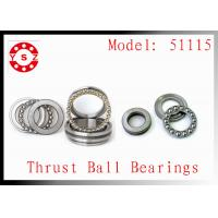 Wholesale Gcr15 Machine Ball Bearings ABEC-3 ABEC-5 High Accuracy  Low Noise from china suppliers