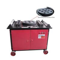 Buy cheap GT50 Electric Rebar Bender Machine from wholesalers