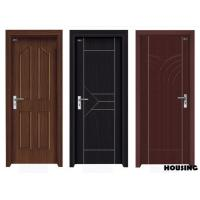Wholesale Inward Swing Wood PVC Doors from china suppliers