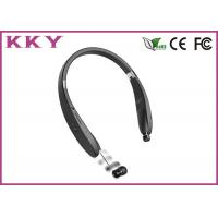 Wholesale Sports Style Neckband Bluetooth Headphones In Ear With FCC / CE / RoHS from china suppliers