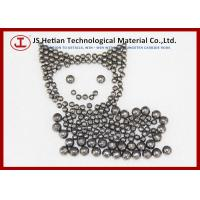 Wholesale WC-CO10% Tungsten Carbide Ball with High Hardness , 3000 MPa Transverse Rupture Strength from china suppliers