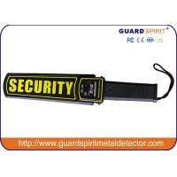 Wholesale Portable Anti - Terrosim Airprot Metal Detector Body Scanner With Rechargeable Battery from china suppliers