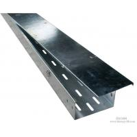 Wholesale Residential Galvanized Cable Tray Perforated Type With Light / Medium And Heavy Duty from china suppliers
