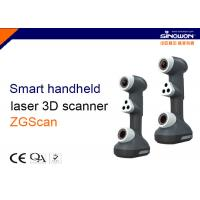 Wholesale Timely Handheld 3D Laser Scanner , 3D Portable Laser Scanner Measure Anywhere from china suppliers