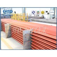 Quality Carbon Steel Metal Color High Efficient Boiler Fin Tube For Power Station for sale