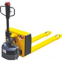 Buy cheap American AC Curtis controller high quality 2ton electric pallet trucks with forks from wholesalers