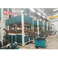 Wholesale Automatic Pulp Molding Equipment Electronic Packing Tray Thermoforming Machinery from china suppliers
