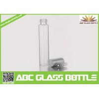 Wholesale 10ml Long Thin Custom Made Clear Perfume Glass Bottle With Screw Cap from china suppliers