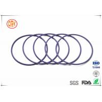 Customized  Purple High Temperature Silicone O Rings  For Auto Parts