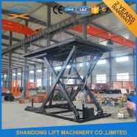Wholesale 3T 3M Fixed Hydraulic Table Lift Cargo Scissor Lift Customize Available from china suppliers