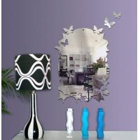 Wholesale unbreakable acrylic mirror decals from china suppliers