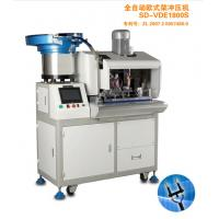 Wholesale High Efficiency Flat Cable 2 Round Pin Plug Insertion Machine Low Noise from china suppliers